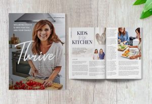Health and Wellbeing Information in Thrive Magazine, Physiotherapy Townsville